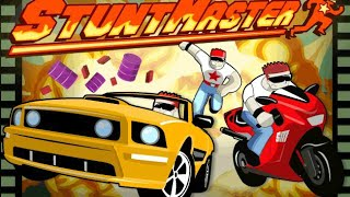 Stunt Master Full Gameplay Walkthrough