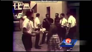 WDSU TV footage of Oswald in New Orleans