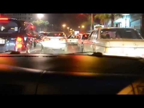 Casablanca (Morocco) Night drive