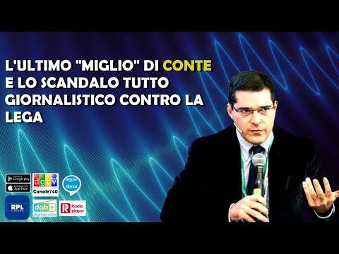 L'ultimo miglio di Conte e lo scandalo solo giornalistico contro la Lega. Capezzone