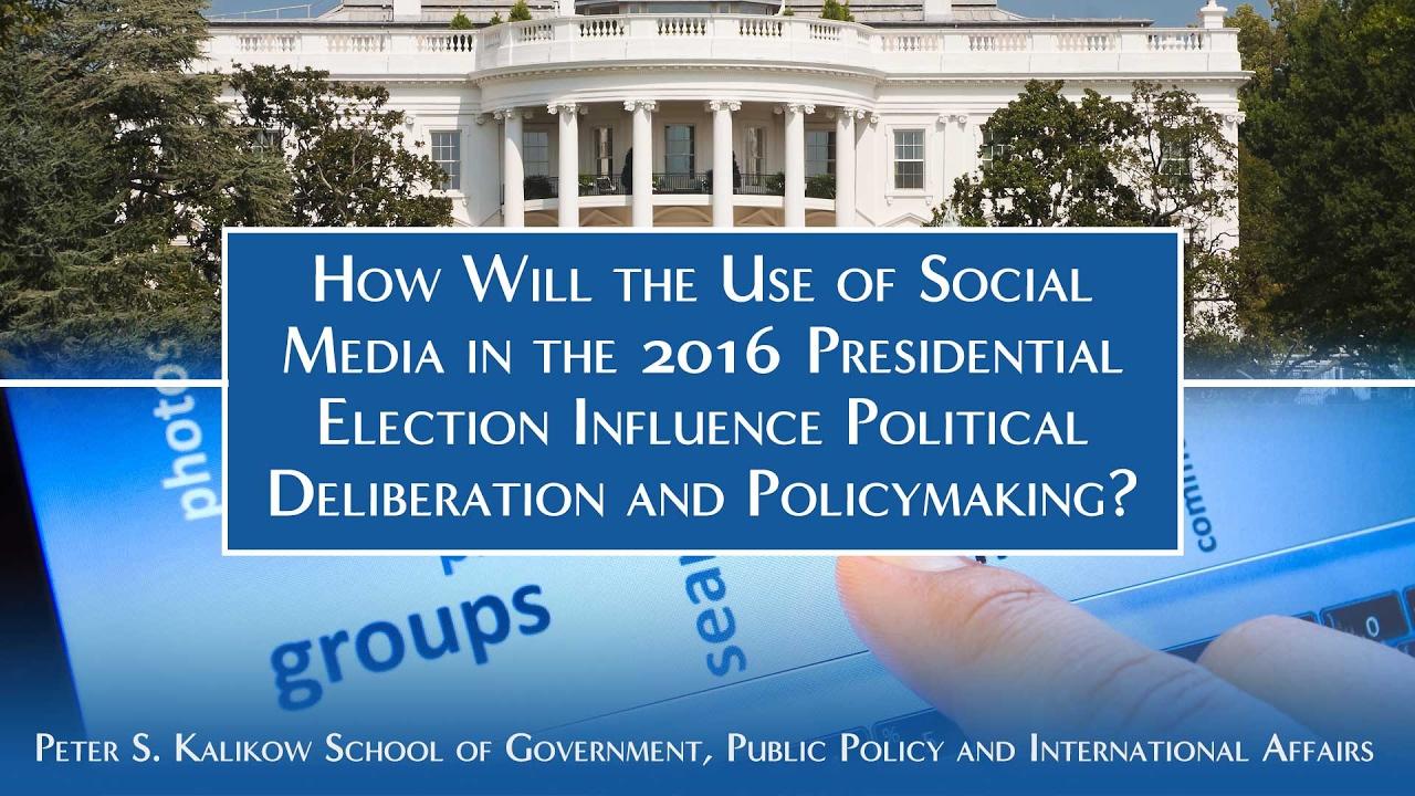 social media s influence on society