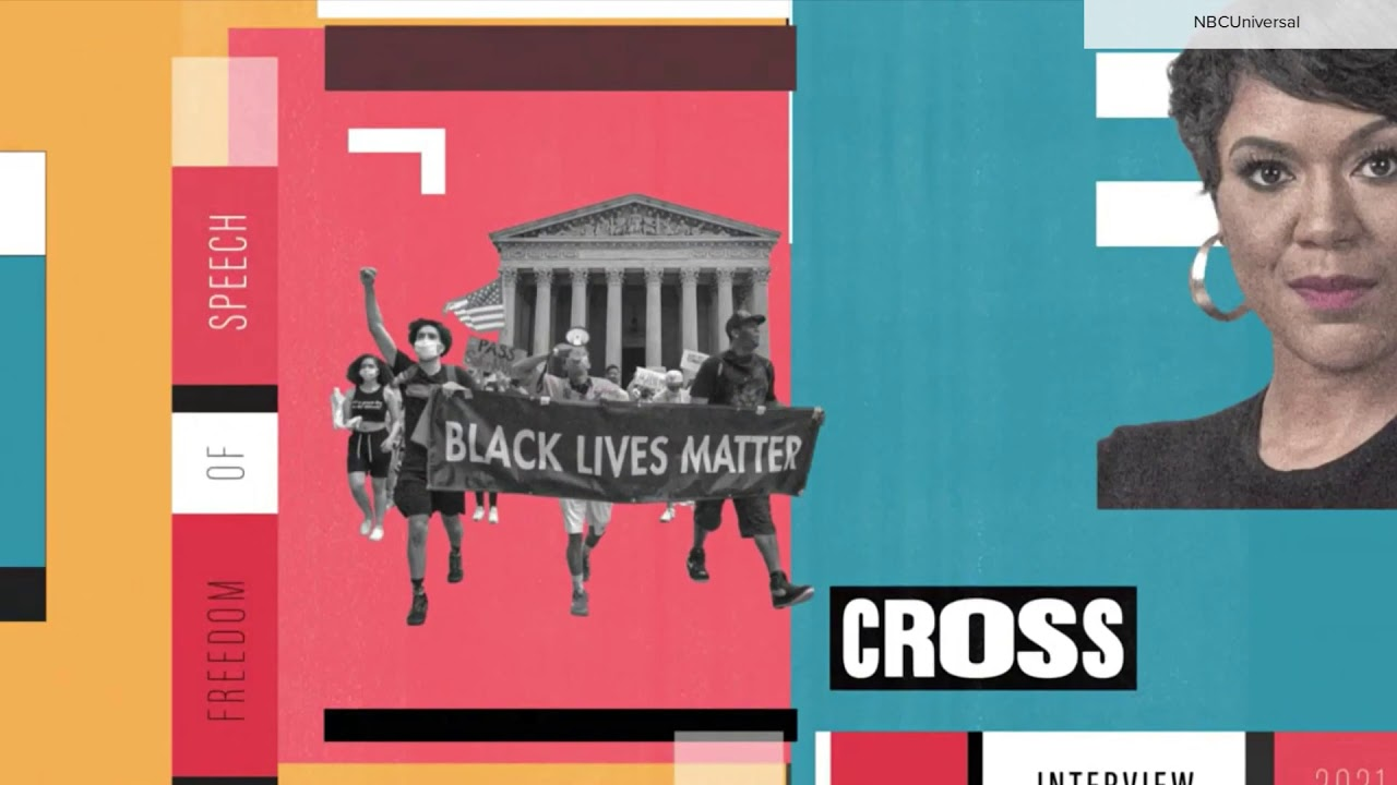 MSNBC 'Cross Connection with Tiffany Cross' open