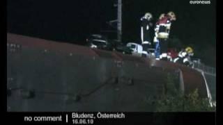 Train accident in Austria - no comment