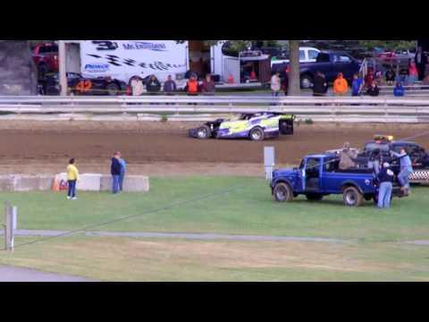 Little Valley Speedway Emod Heat 7-1-16