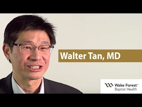 Walter Tan, MD -  Interventional Cardiologist at Wake Forest Baptist Health | Winston-Salem, NC