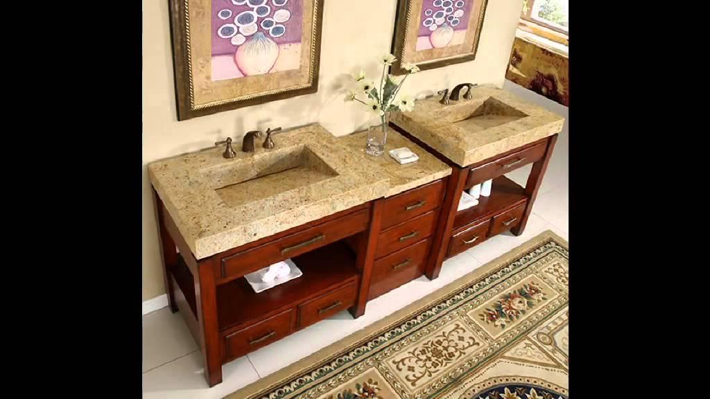 Lavabos en marmol 2 youtube - Lavabos de marmol para bano ...
