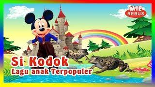 Si Kodok dan Semut Suzan edisi badut dancing - Lagu Anak Terpopuler