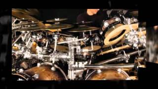 Dream Theater John Petrucci Terry Bozzio Explorer