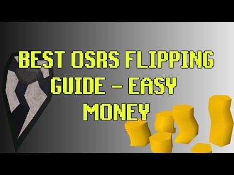 BEST OSRS GRAND EXCHANGE FLIPPING/MERCHING GUIDE - [UPDATED] 2015