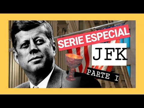 ¿Quién Fue JOHN F. KENNEDY? ? ¿De Dónde es Kennedy? (No te lo Imaginas) | JFK
