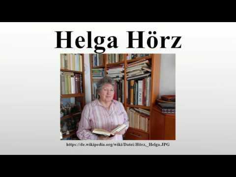 Helga Hörz