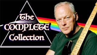 David Gilmour's $21.5 Million Guitar Collection | The Histories and Detailed Photos of All 126