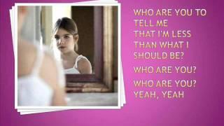 Barlow Girl Mirror Lyrics