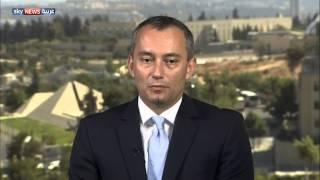 ملادينوف: على إسرائيل مراجعة سياساتها