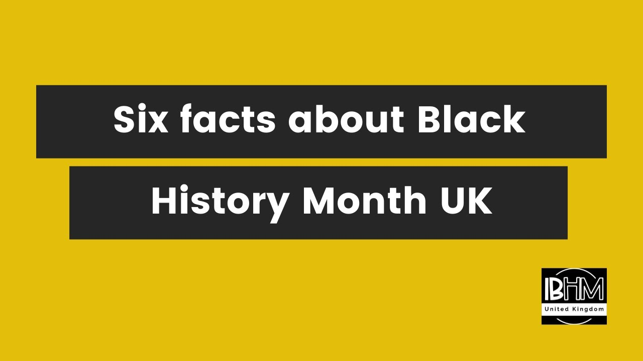 What is Black History Month UK?