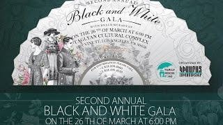 FRF Black And White Gala Event On The 26th Of March