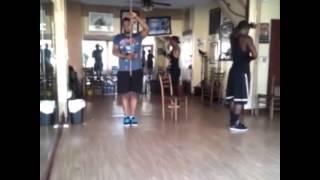 devastation ddc rehearsing with jay blahnik