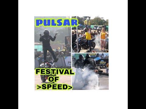 PULSAR- FESTIVAL OF SPEED3 || DELHI || GHOST RIDERS || RACING