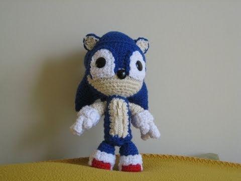 How To Make Sonic Sackboy Youtube