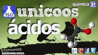 QUIMICA organica ACIDOS CARBOXILICOS BACHILLERATO COOH compuestos oxigenados
