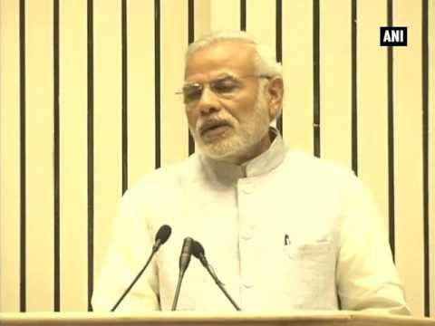 PM Modi lauds Pawar's commitment towards work (Part - 1)