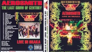 Aerosmith Live at Osaka Dome Japan 1999-12-31.