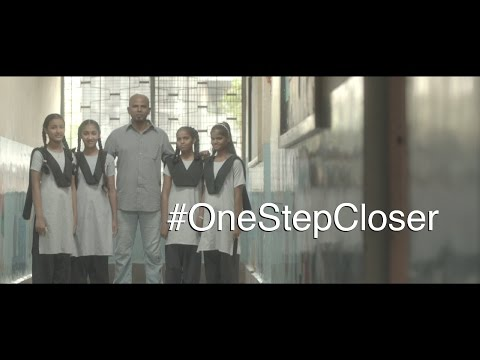 SCMM 2017 – One step for education