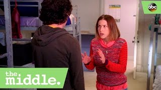 Sue Confronts Axl About his Marriage - The Middle