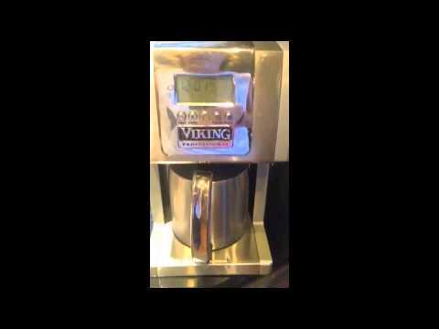 Viking Coffee Maker Repair YouTube - Viking coffee maker