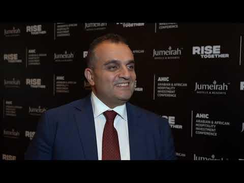 Richard Haddad, chief executive, Jannah Hotels & Resorts