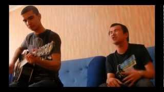Johnyboy - моя комната пуста (acoustic cover)