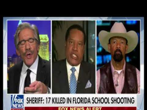 Geraldo Rivera Is Fed Up With Assault Rifles And School Shootings