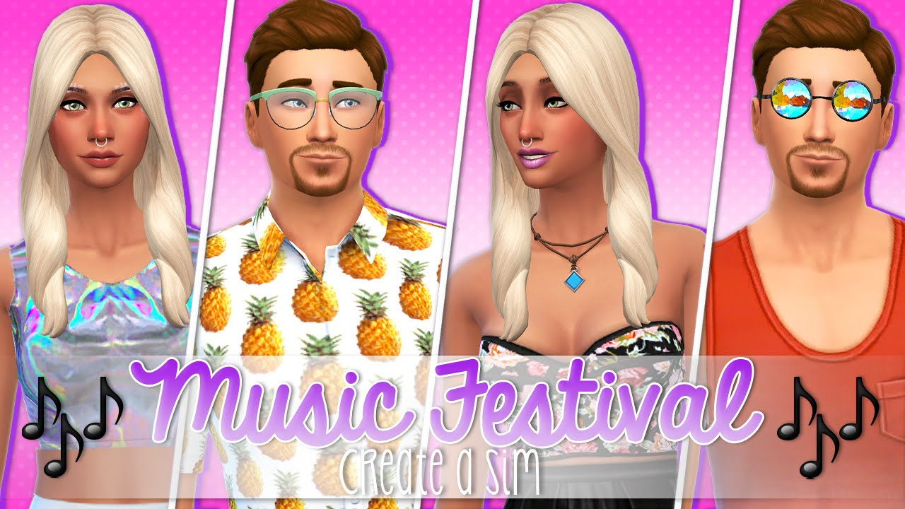 sims 4 how to get to festivals