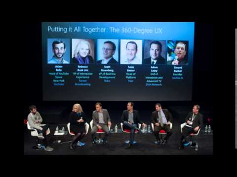"""TVOTNYC2014 - """"Putting it All Together: The 360-Degree UX"""""""