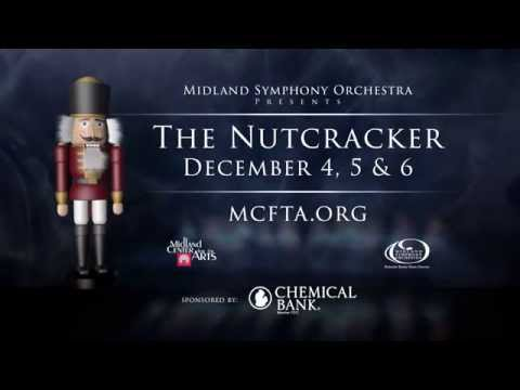 MSO's The Nutcracker with the Grand Rapids Ballet