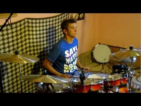 Beautiful Lies - B-Komplex - Drum Cover - Paul Tolnai