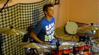 Beautiful Lies - B-Komplex - Drum Cover - Paul Tolnai