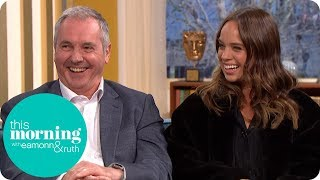 Neighbours Stars Alan Fletcher and Bonnie Anderson Discuss Their Dramatic Storyline | This Morning