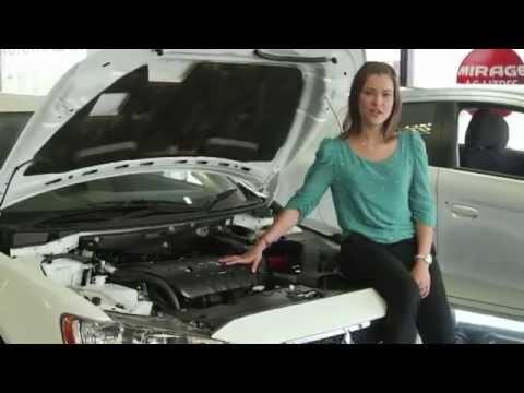 Фото к видео: Mitsubishi Motors MIVEC Technology