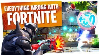 Everything Wrong with Fortnite Right Now
