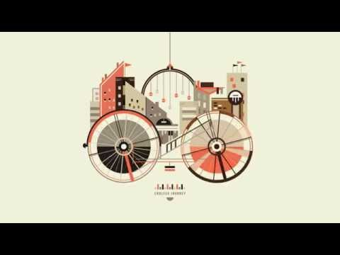 Enjoy The Ride - Motion Graphics (Adobe After Effects)