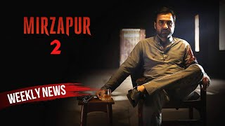 Mirzapur 2 Trailer Release Date, Doc Savage, The Batman | Hollywood Weekly News