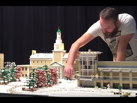 Behind the Bricks: The Making of UNT's LEGO Video