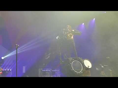 Nothing More - First of the Year (Equinox); DTE Energy Music Theater; Clarkston, MI; 9-1-2018