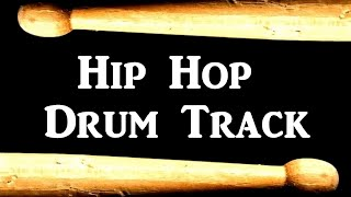 Basic Hip Hop Trap Drum Loop 120 BPM Freestyle Drum Track Rap Beat