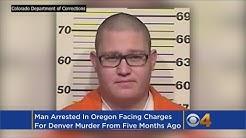 Man Suspected Of Stabbing And Killing Denver Man Arrested In Oregon
