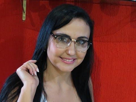 a7ba34a50 Armação para óculos de grau por menos de 15 reais - YouTube