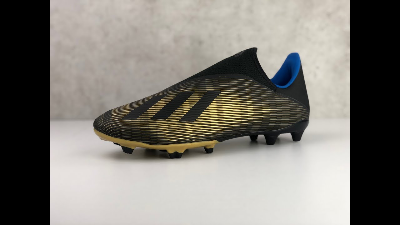 Adidas X 19.3 Laceless FG | UNBOXING & ON FEET | football boots | 2019