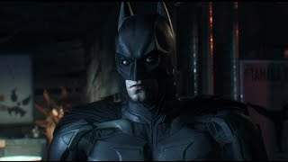 Batman: Arkham Knight (PC)(The Dark Knight Suit Walkthrough)[Part1] - The Long Halloween