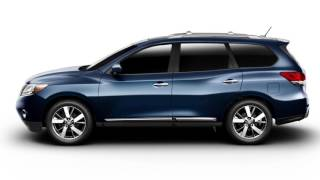 2016 NISSAN Pathfinder - Intelligent 4WD (if so equipped)